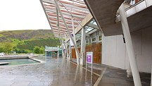 Scottish Parliament - Edinburgh