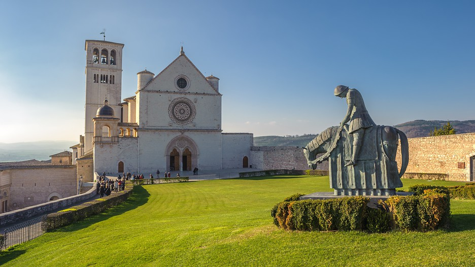 Assisi Holidays Book Cheap Holidays To Assisi And Assisi