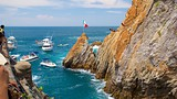 La Quebrada Cliffs - Mexico - Tourism Media