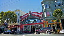 Haight-Ashbury - San Francisco