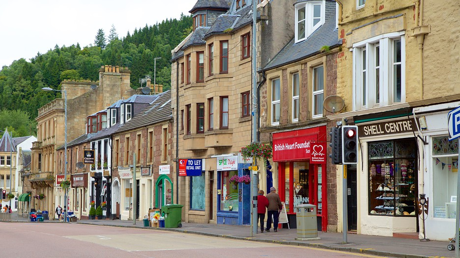 Callander United Kingdom  City pictures : Callander Travel, United Kingdom | Find holiday information | Expedia ...