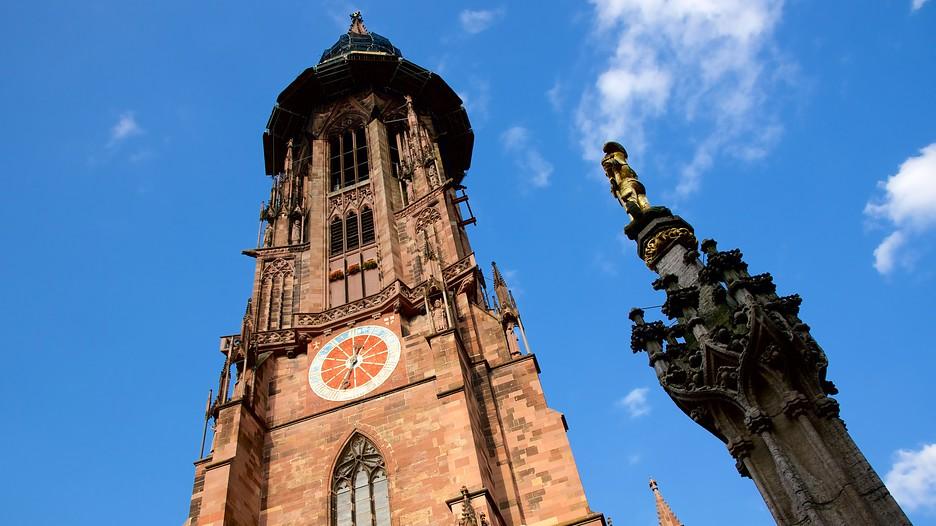Tourist Attraction In Freiburg Germany Freiburg im breisgau