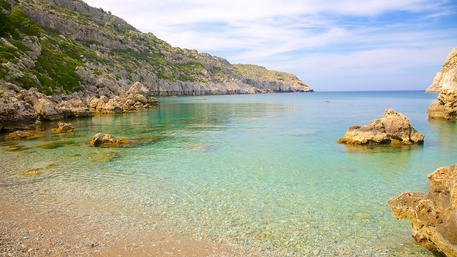 Anthony Quinn Bay in Rhodes, | Expedia.ca