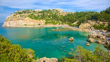 Anthony Quinn Bay - Rhodes Island