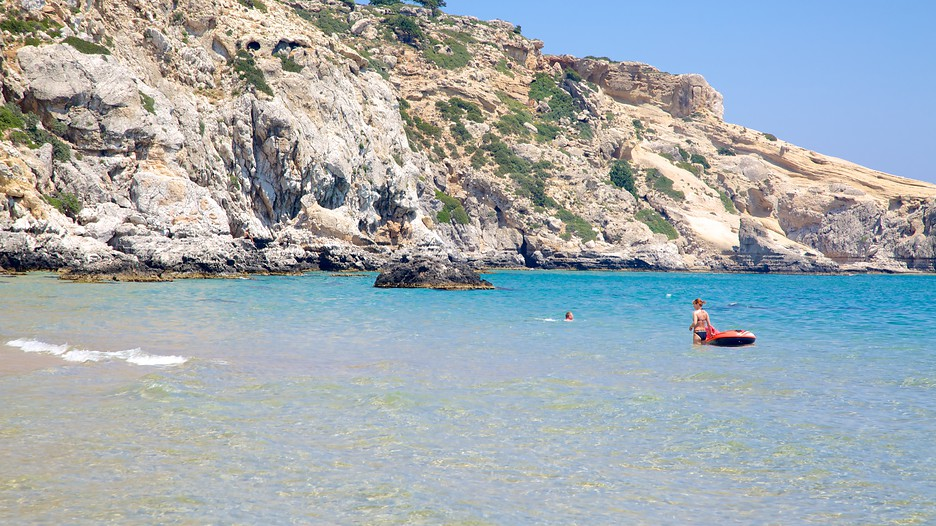 Tsambika Beach In Rhodes Expedia