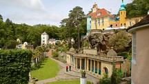 Portmeirion - North Wales