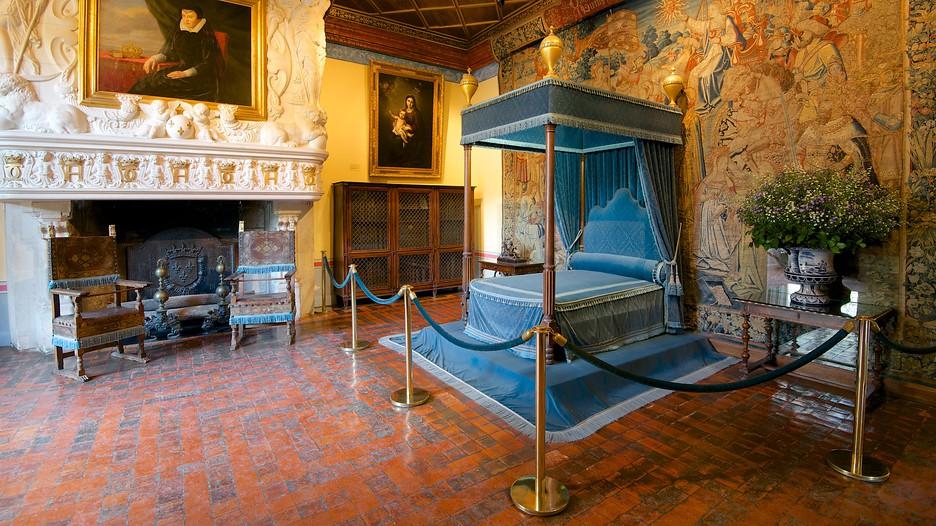 Ch teau de chenonceau chenonceaux for Chateau chenonceau interieur