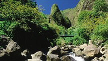 Iao Valley State Park - Lahaina