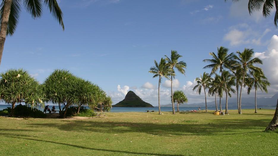 Kualoa Beach Park In Kaneohe Hawaii Expedia