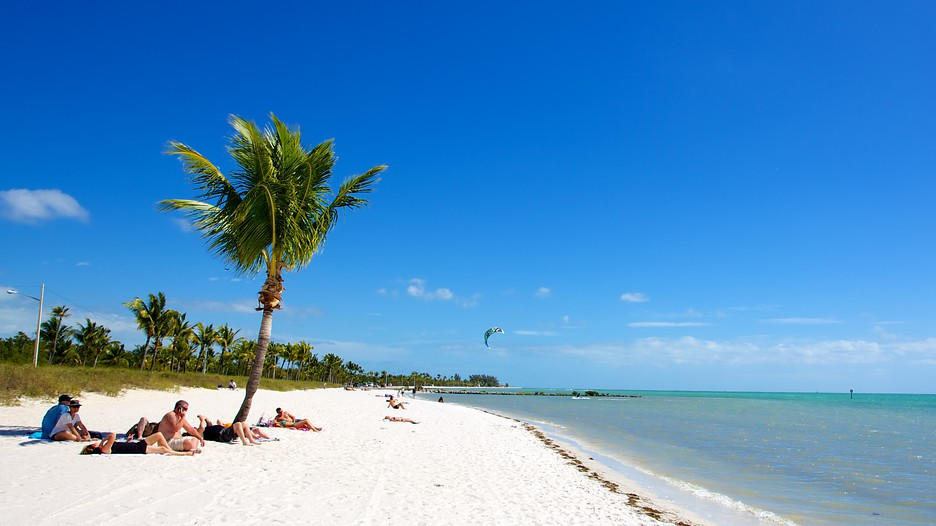 Smathers Beach In Key West Florida Expedia Ca
