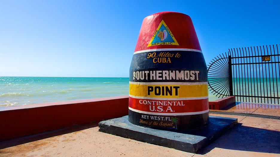 Southernmost Point In Key West Florida Expedia Ca
