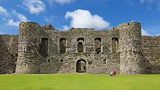 Beaumaris Castle - Wales - Tourism Media