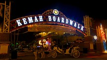 Kemah Boardwalk - Houston