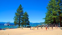 Zephyr Cove Beach - Lake Tahoe