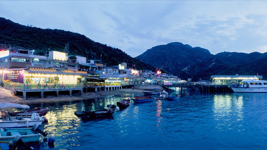 How To Get To Lamma Island Hong Kong
