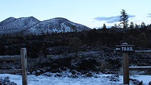 Sunset Crater - Flagstaff