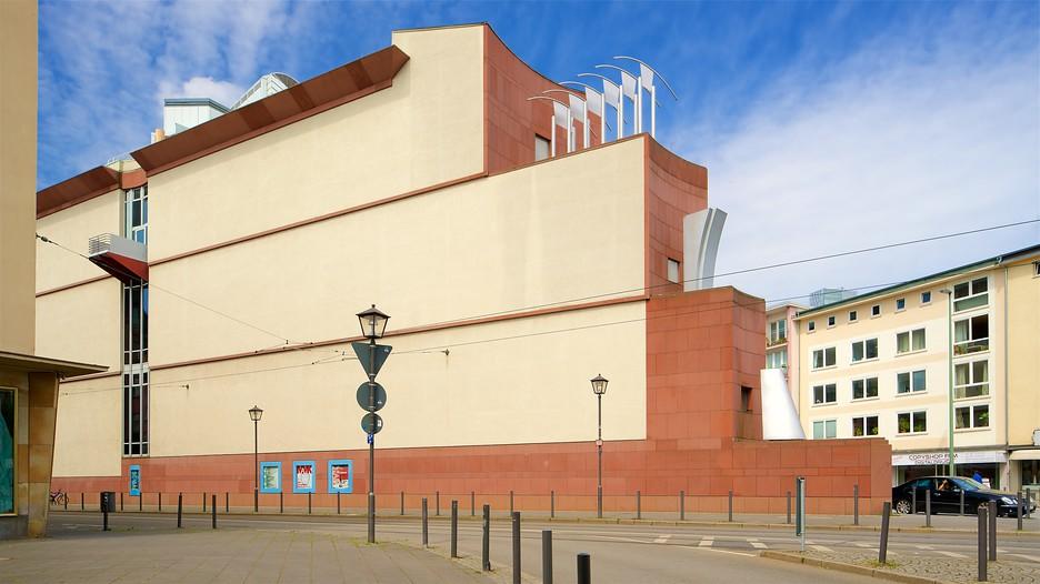 Museum of modern art in frankfurt for Design museum frankfurt
