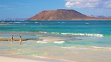 Playa de Corralejo - Tenerife - Tourism Media