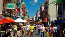 Little Italy - New York (en omgeving)