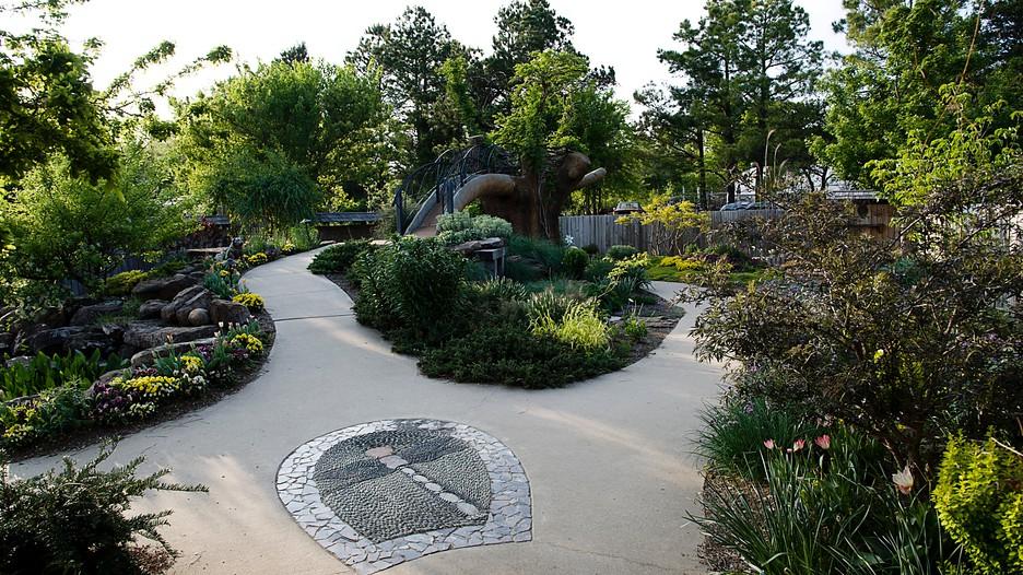 Botanical Garden Of The Ozarks In Fayetteville Arkansas Expedia