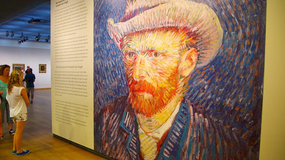 Van Gogh Museum In Amsterdam Expedia