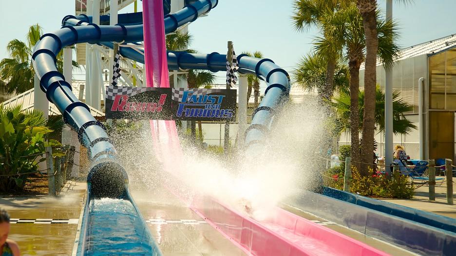 Galveston Schlitterbahn Waterpark In Galveston United