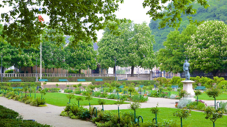 Jardin de ville grenoble for Piscine grenoble