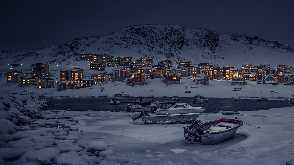 Capital of Greenland, Nuuk - Magnificent City