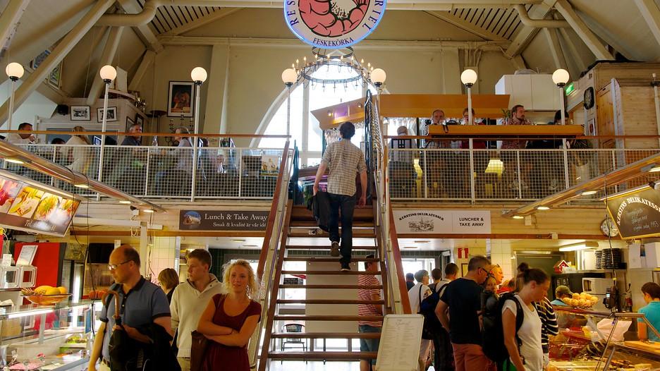 Fish market in gothenburg expedia for Closest fish market