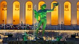 Poseidon Statue - Gothenburg - Tourism Media