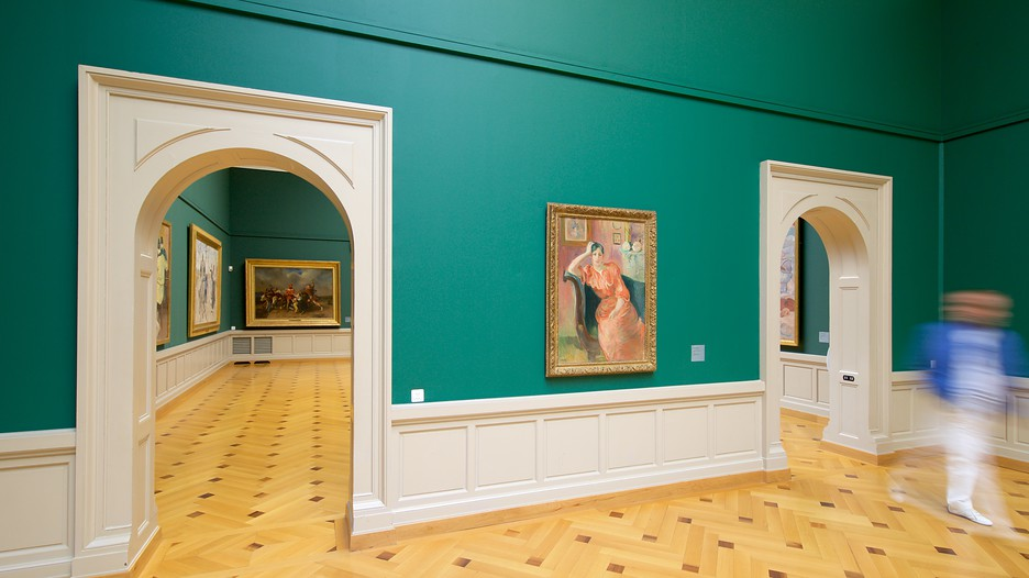 an analysis of the art history museum In my own work, i am very interested in how approaches and techniques of  network analysis can be adopted for art-historical questions visitors to the  museum.