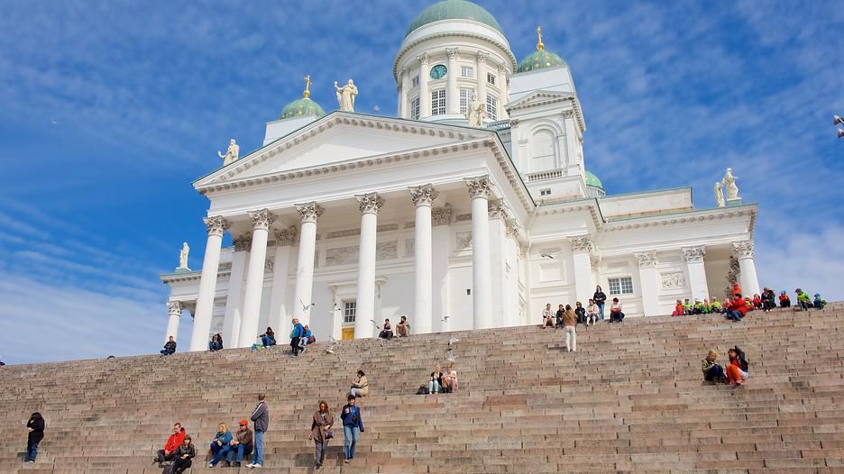 Nähtävyydet Helsinki