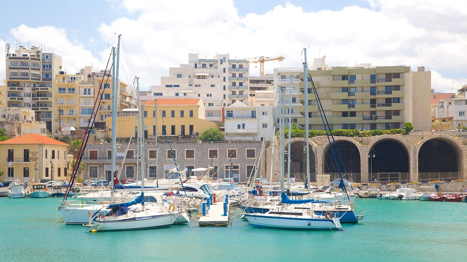 Heraklion Port in Heraklion, - Expedia.ca