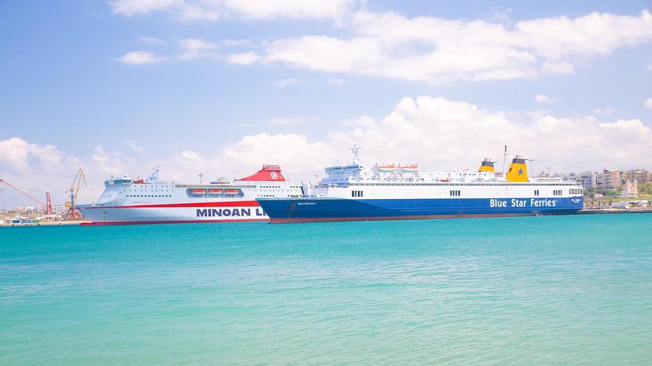 Heraklion Port In Heraklion Expedia