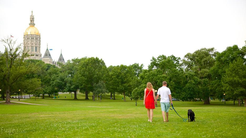 Bushnell Park In Hartford Connecticut Expedia Ca