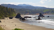 Port Orford - South Oregon Coast
