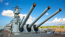 USS Missouri Memorial - Pearl Harbor
