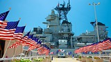 Battleship Missouri Monument - ホノルル - Tourism Media