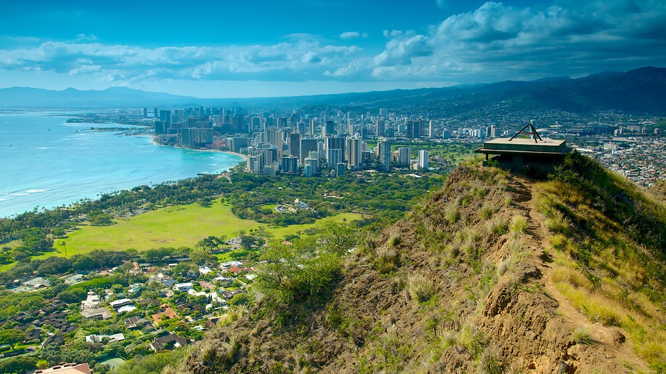 Diamond Head, Honolulu, Hawaii, United States of America