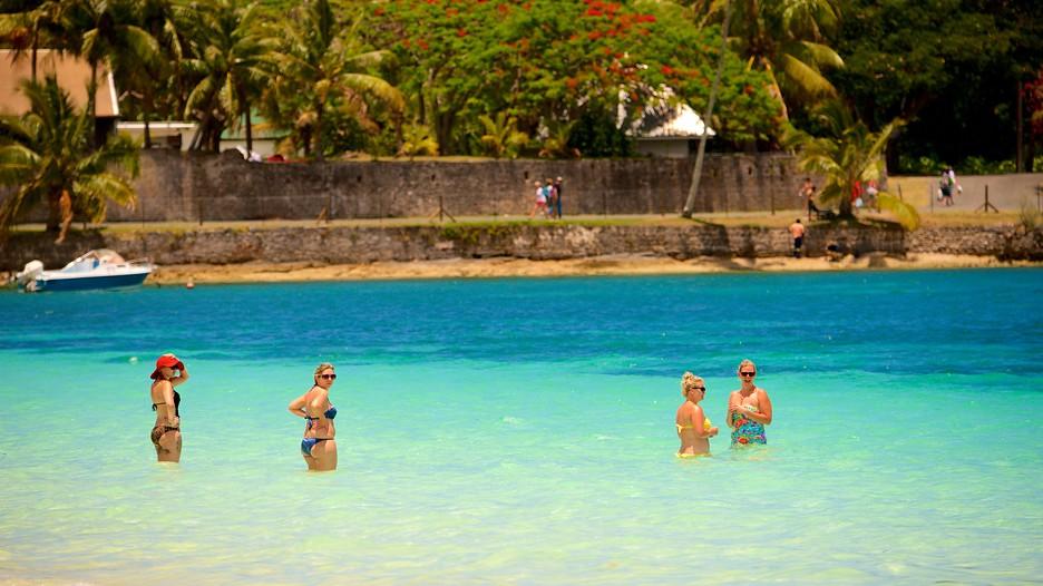 Kuto Beach In Isle Of Pines Expedia Co Uk
