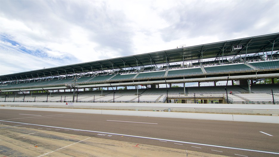 Indianapolis motor speedway in indianapolis indiana expedia for The indianapolis motor speedway