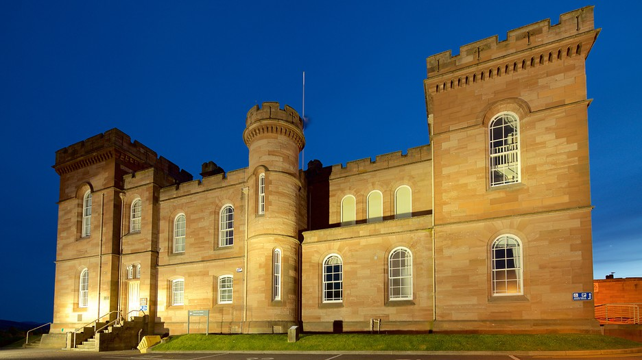 Inverness Castle In Inverness Scotland Expedia Ca