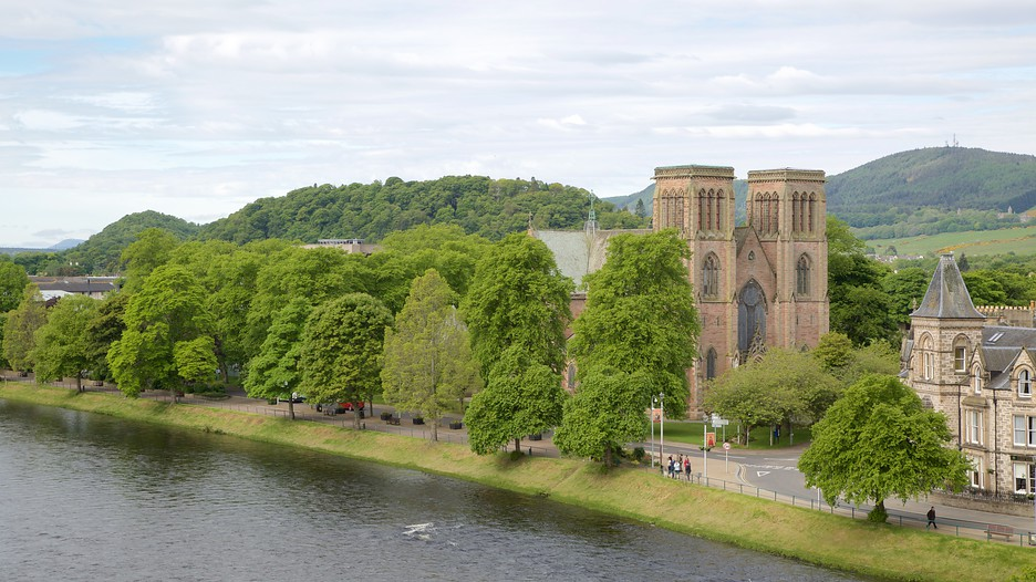 Inverness Cathedral in Inverness, Scotland | Expedia