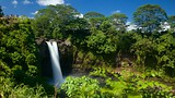 Showing item 44 of 65. Rainbow Falls - Hawaii Island - Tourism Media