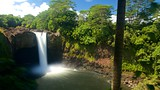 Showing item 45 of 65. Rainbow Falls - Hawaii Island - Tourism Media