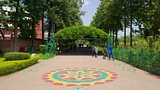 Zakir Rose Garden - Chandigarh - Tourism Media