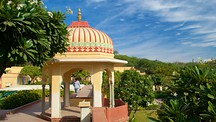 Sisodia Rani Palace and Garden - Jaipur District