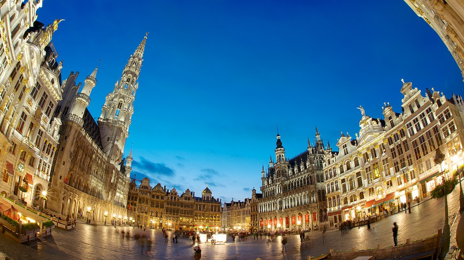 travel guides belgium brussels