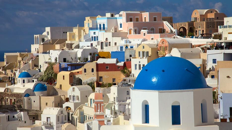 Vacances santorin r servez votre s jour sur for Santorin sejour complet