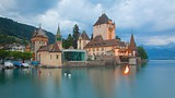 Oberhofen Castle - Switzerland - Tourism Media